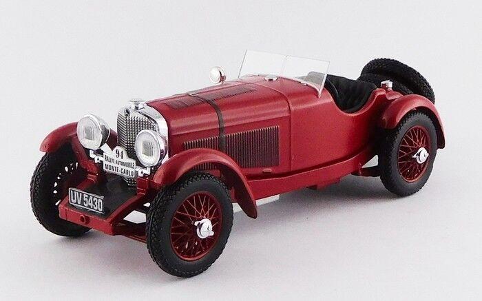 RIO 4538 - Mercedes Benz SSK  rallye Monte Carlo - 1930  Howey