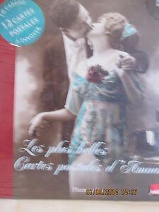LIVRE - Les Plus Belles Cartes Postales D'amour | eBay