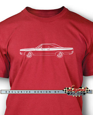 1968-1970 Plymouth Road Runner Emblem Long Sleeves T-Shirt Multi Colors Sizes