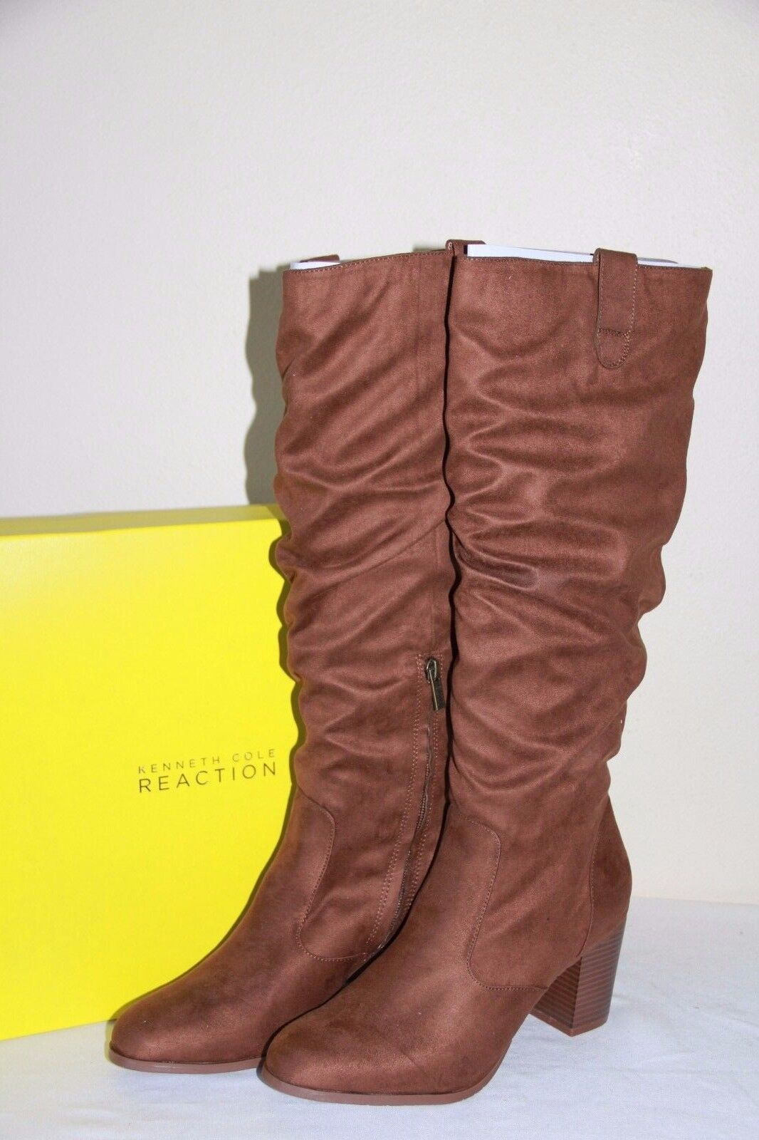 NEW Kenneth Cole Reaction Lady Sway Wouomo scarpe Fashion Style Winter stivali