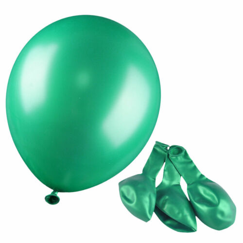 """Birthday Balloon Pro High Quality 10/"""" Latex Pearl Balloons For Party /& Wedding"""