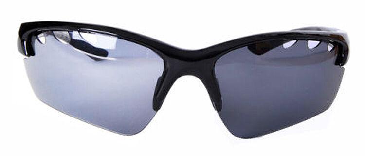 Wrapz Trailbreaker Belüftet Photochrom Übergang Sonnenbrille Glanz Schwarz Grau    Niedriger Preis und gute Qualität