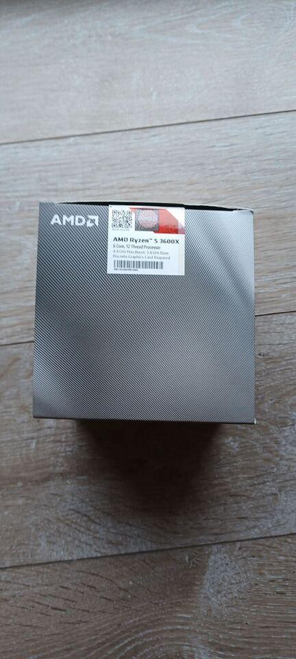 AM4, AMD, Ryzen 5 3600X