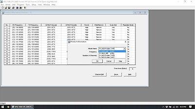 KENWOOD KPG-134D v2.33  with Engineer Code Program Software for TK-2312,TK-3312