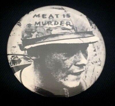 Vegetarian x 8 NEW 1 inch pins buttons badges meat is murder go veg life