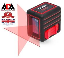 Laser Level Cross Line Self Levelling Handheld ADA INSTRUMENTS CUBE MINI