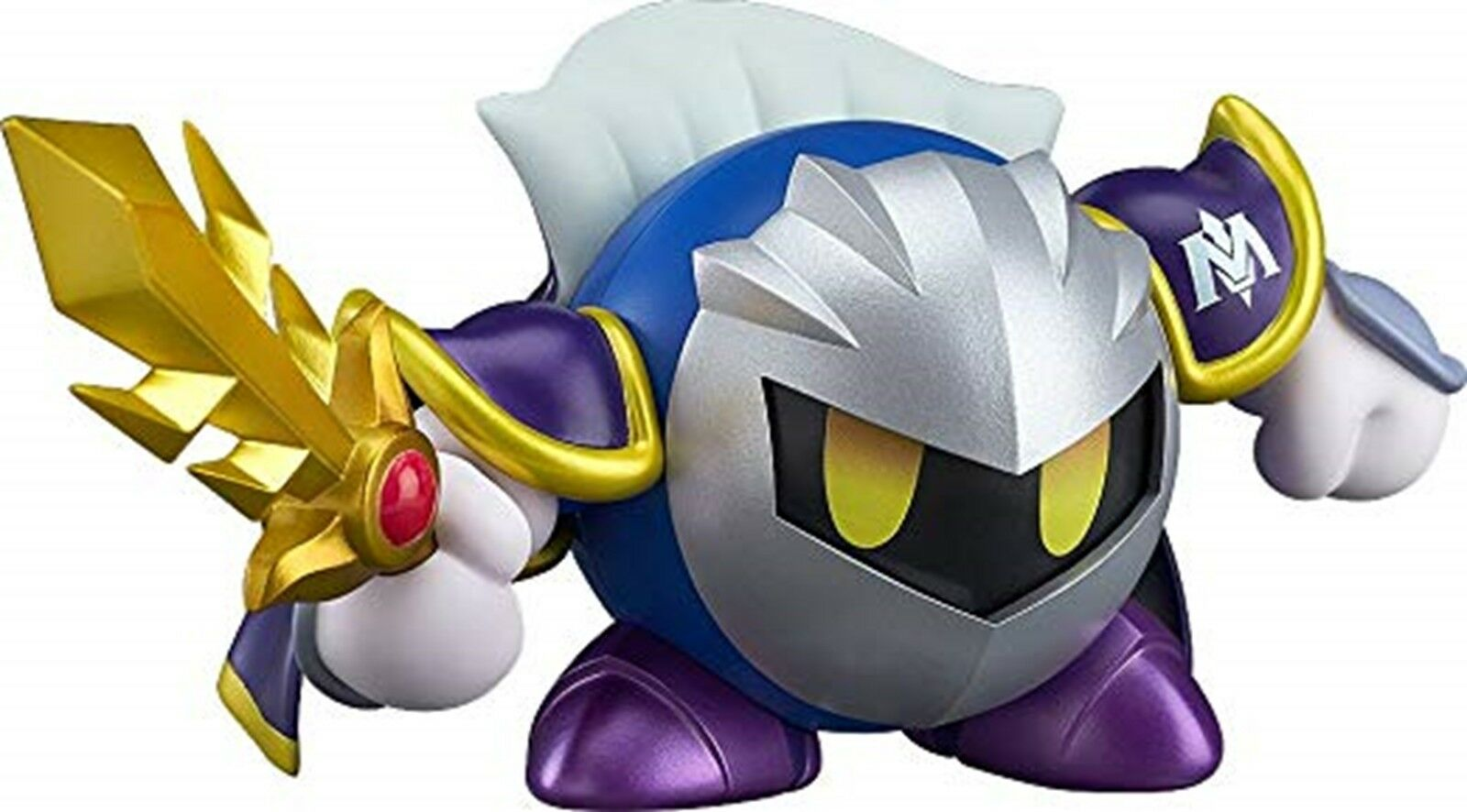 Nendoroid 669 Kirby META KNIGHT Action Figure Good Smile Company JAPAN NEW