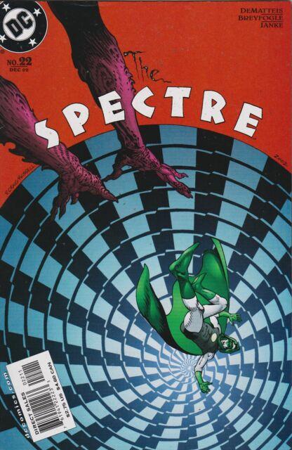 DC Comics The Spectre #22 1988 VINTAGE