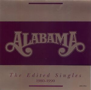 ALABAMA-THE-EDITED-SINGLES-1980-90-CD-1991-BMG-RCA-PROMO-1000-ISSUED-PRE-OWNED