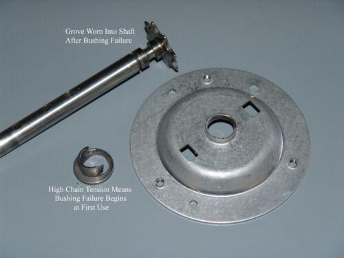 41C4206A LiftMaster BALL BEARING Garage Opener Gear /& Sprocket Kit 41A3261-1