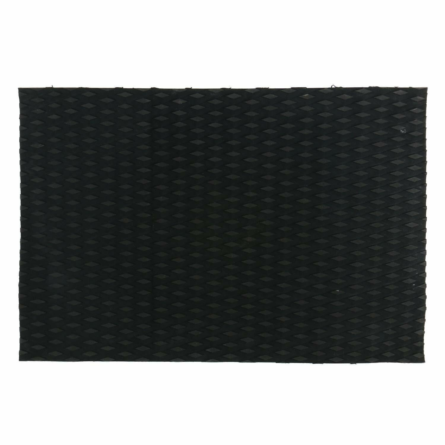 30in x 20in,Black Kayaks Surfboards,Skimboards Amarine Made 2-Pack Universal Non-Slip Traction Pad Deck Grip Mat with Trimmable EVA Sheet 3M Adhesive for Boat Decks