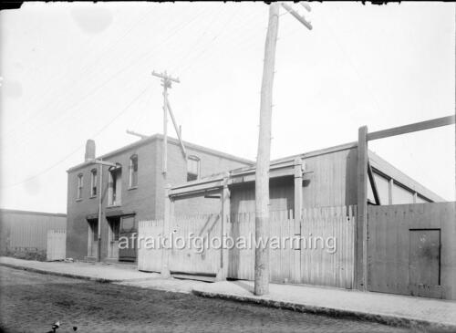 American Sugar Refinery Company 1902 Photo Granite Street Boston MA