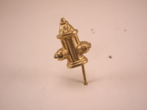 Faerie Fire Hydrant vintage tie tack used for fair