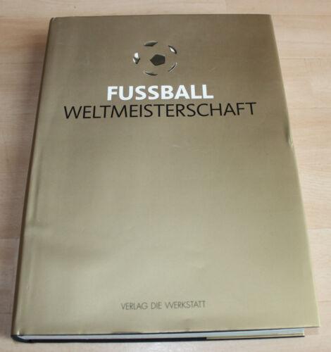 1 von 1 - FUßBALL WELTMEISTERSCHAFT 2013 GEBUNDEN BERND-M. BEYER GEBRAUCHT GROßES BUCH