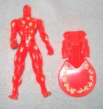Marvel Fantastic Four - Human Torch - 100% complete (TOY BIZ)