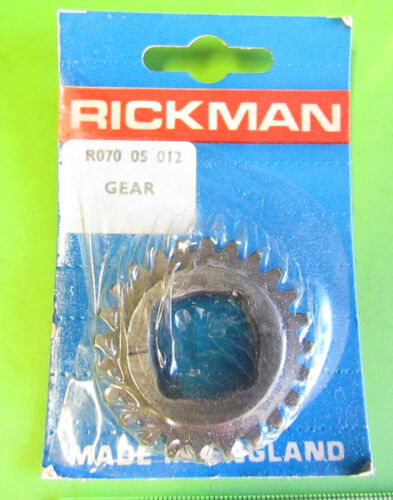 Rickman NOS Zundapp 125 MX Transmission 24T 4th Gear p//n R070 05 012 R07005012
