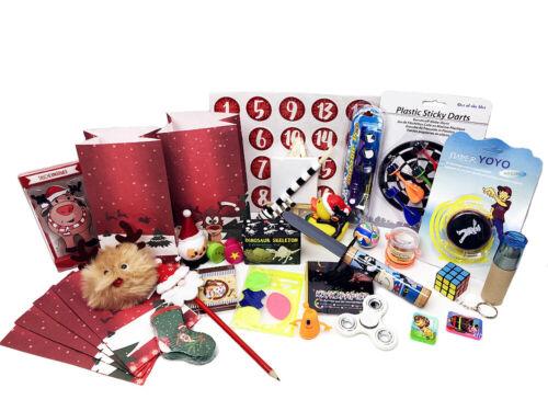 Adventskalenderfüllung Fertiger Adventskalender inkl 24 Geschenken für Jungen