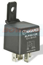 5 PIN RLP/52-12R RE2752.10 12V 40/15A WITH RESISTOR CHANGE OVER MULTI