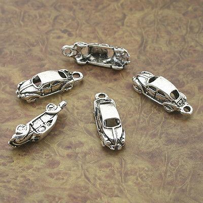 18pcs Tibetan Silve car charm pendants X0138