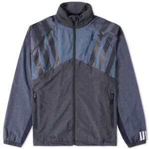 adidas Originals x White Mountaineering Windbreaker Size M Navy RRP £190