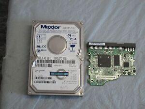 Image Is Loading MAXTOR PCB ONLY 6Y080L0 YAR41BW0 NGGA 80 Gb