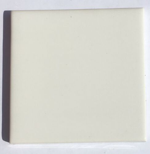 Waterworks Dover White 4x4 Tile Surplus 1 Sq Ft
