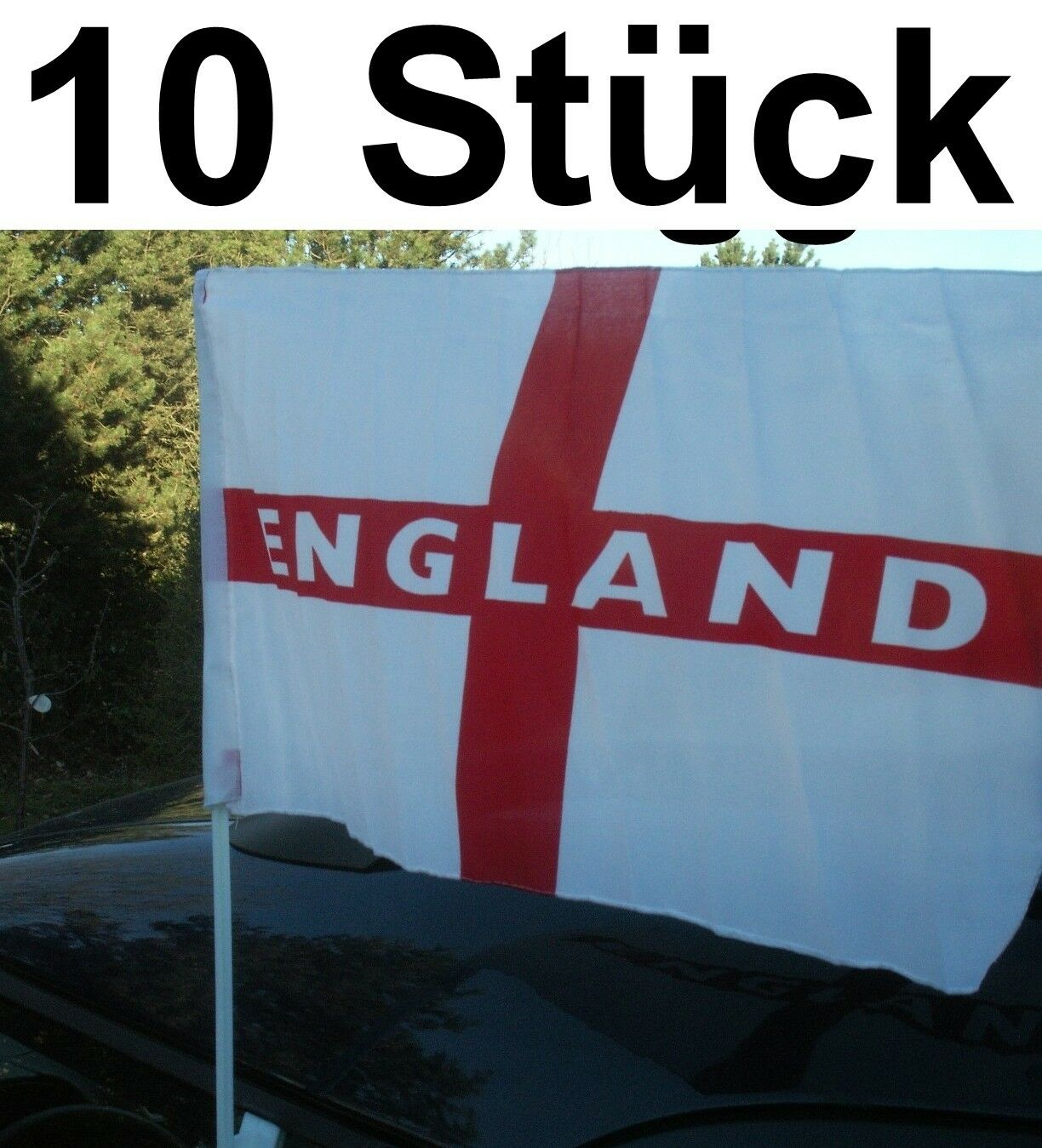 10x Drapeau pour voiture angleterre angleterre angleterre auto carflags FOOTBALL COUPE DU MONDE 99d72d