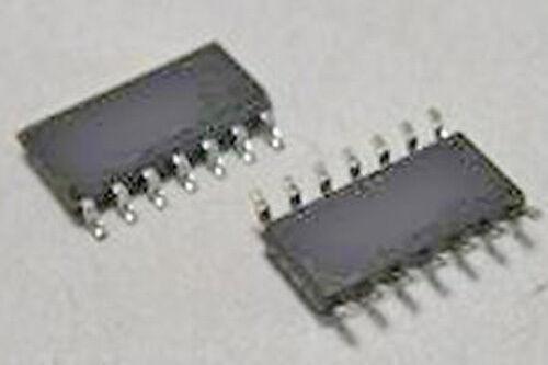 10 x NE556  SOP14 SMD  DUALTIMER  (LM556) KA556D  (2 x NE555) TOP