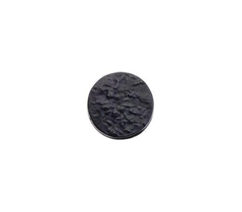 Standard Profile 36mm Foxcote Foundries FF06 Black Antique Covered Escutcheon
