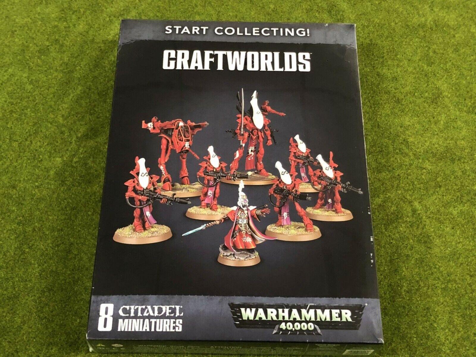 Empezar a recolectar  craftworlds-Envío Gratuito