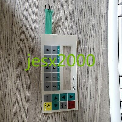 Track ID SIEMENS 6AV3 503-1DB10 OP3 Membrane Keypad 6AV35031DB10 0P3 #H3265 YD