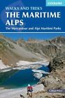 Walks and Treks in the Maritime Alps: The Mercantour and Alpi Marittime Parks by Gillian Price (Paperback, 2016)