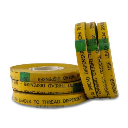 "Fits 3M Gun 6 rolls 3//8/"" ATG Adhesive Transfer Tape Photo Crafts Scrapbooking"