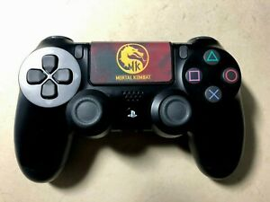 Mortal-Kombat-11-PlayStation4-PS4-Controller-Touchpad-Vinyl-Decal-Skin