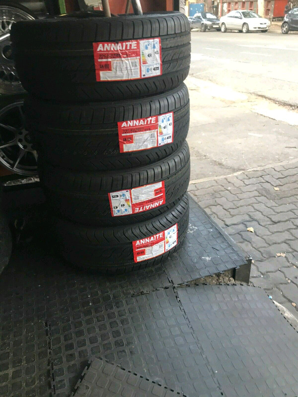 Brand new 225/50/17  normal tyres for sale