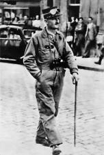 le Général Philippe Leclerc de Hauteclocque en Afrique WW2