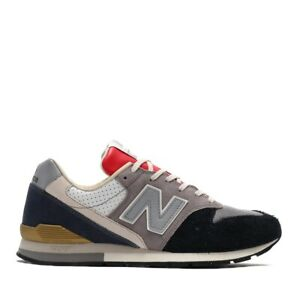 New-Balance-996-Grey-Navy-Men-Lifestyle-Sneakers-Limited-Edition-Rare-CM996OG