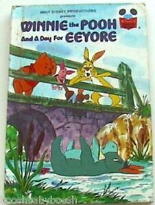 1983 Rare Winnie The Pooh And A Day For Eeyore Walt Disney Book Hardback Reading - <span itemprop='availableAtOrFrom'>Wales, United Kingdom</span> - 1983 Rare Winnie The Pooh And A Day For Eeyore Walt Disney Book Hardback Reading - Wales, United Kingdom