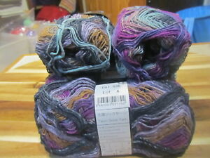 Noro TAIYO Sock Yarn choice of  13 colorways