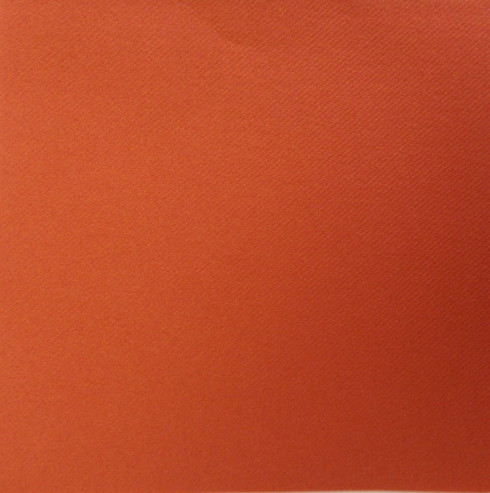 500 x terracottatablin Toison Papier Premium serviettes 40 cm Lin Feel Serviettes