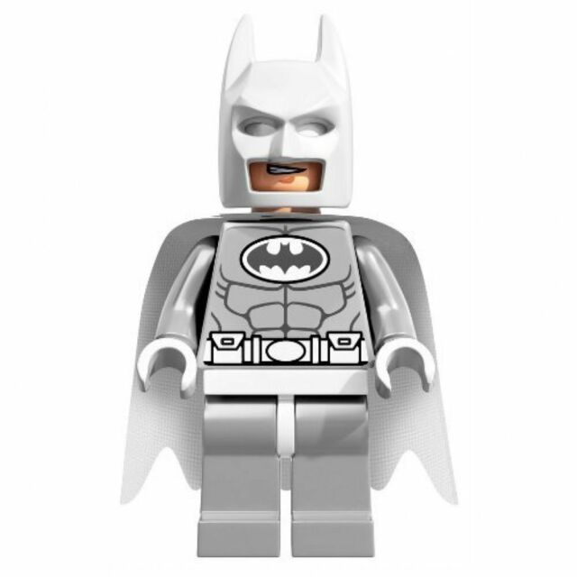 LEGO Super Heroes Arctic Batman sh047 Minifigure 76000 Batman II