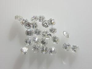 Natural-Loose-Brilliant-Diamond-5pc-E-Color-VVS-VS-Clarity-0-8-1-6mm-Round-White