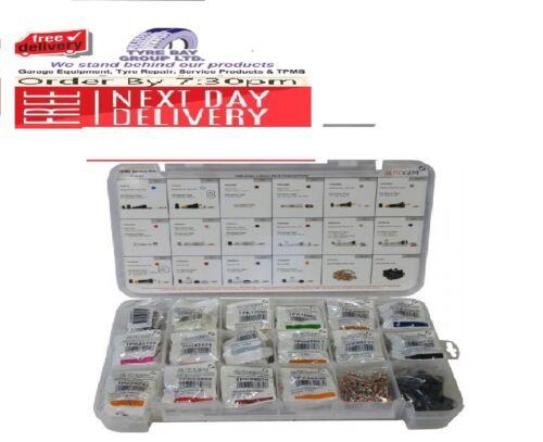 tiges, SGPT Caps, nickel core 1 X Service Kit assortiments