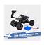 6141-Four-Wheel-Climbing-Rock-Crawler-Monster-Car-1-16-High-Speed-Remote-Black thumbnail 1