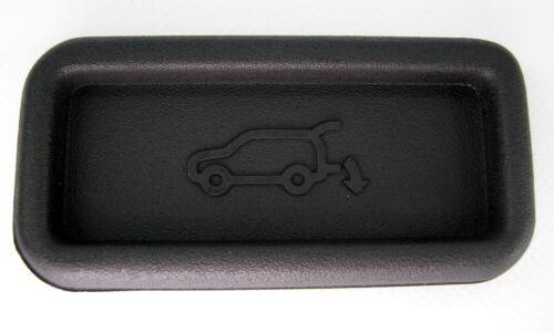 Range Rover L322 Inferior Del Portón Trasero Cubierta de conmutador de liberación botón Actualización Vogue 2002+