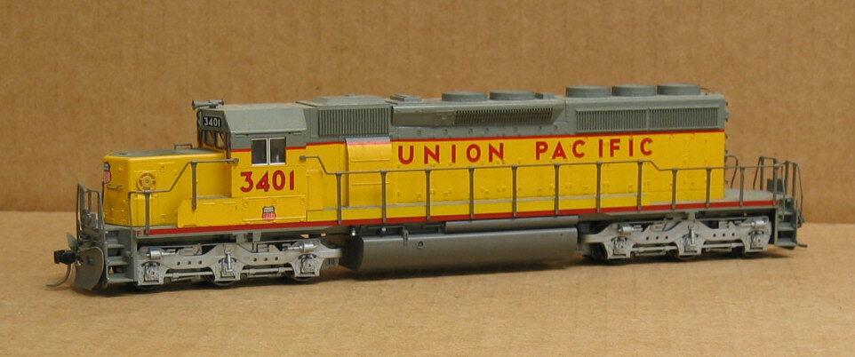 Kato 37-2910 Ho Union Pacific SD40-2 3401, sólo DCC, precio razonable, ofrece