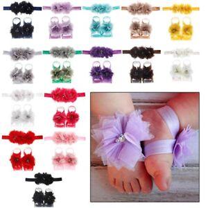 3pcs-Baby-Girl-Kid-Infant-Headband-Foot-Flower-Elastic-Hair-Band-Accessories-New