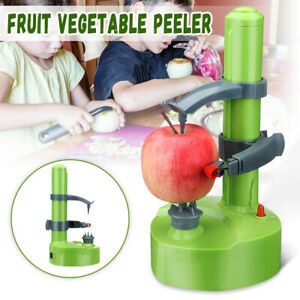 Electric-Automatic-Stainless-Steel-Peeler-Fruit-Vegetable-Potato-Kitchen-Tool