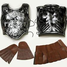 Mens Fancy Dress Costume Roman Armour Deluxe set