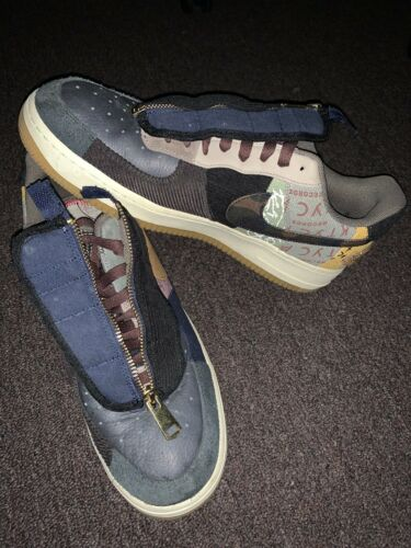 Travis Scott Size 12 Air Force 1